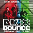 CD - Dirty Workz Presents DWX Bounce