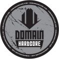 Domain Hardcore Sticker