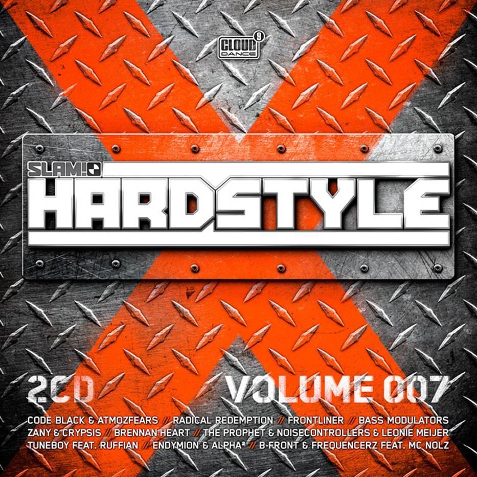 Slam hardstyle volume 7 cd dvd home of for Hardstyle house